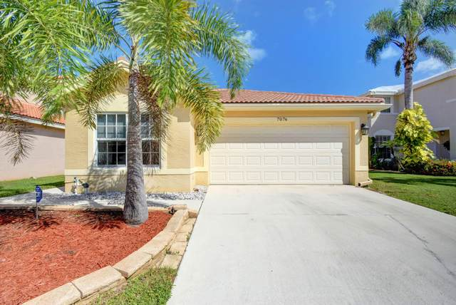 7076 Middlebury Drive, Boynton Beach, FL 33436 (MLS #RX-10750732) :: Castelli Real Estate Services