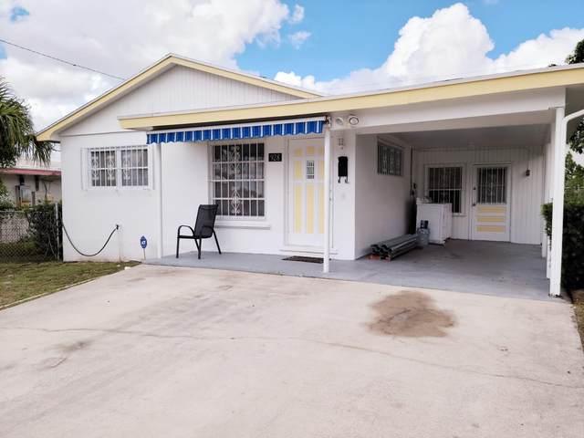 928 W 6th Street, Riviera Beach, FL 33404 (#RX-10750743) :: Michael Kaufman Real Estate