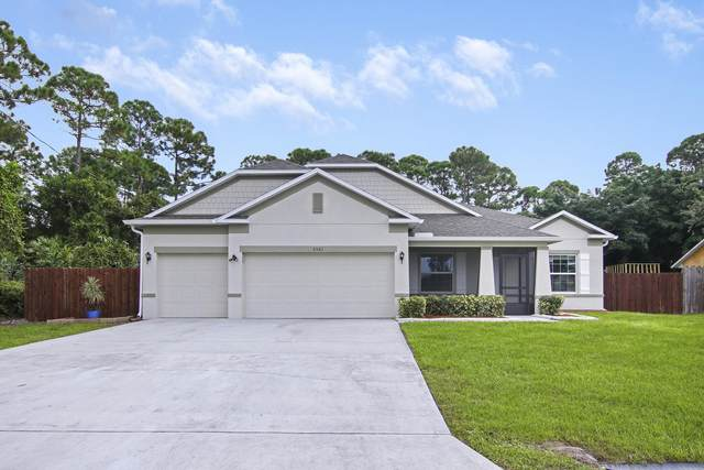 3561 SW Europe Street, Port Saint Lucie, FL 34953 (#RX-10750744) :: Posh Properties