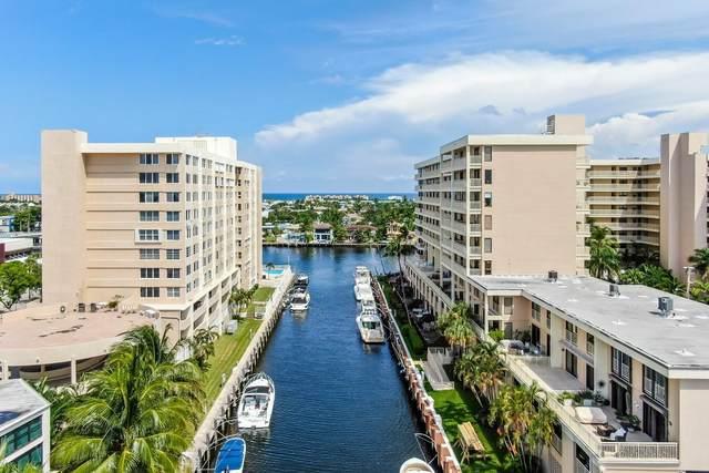 3100 NE 48th Street Ph10, Fort Lauderdale, FL 33308 (#RX-10750748) :: IvaniaHomes | Keller Williams Reserve Palm Beach