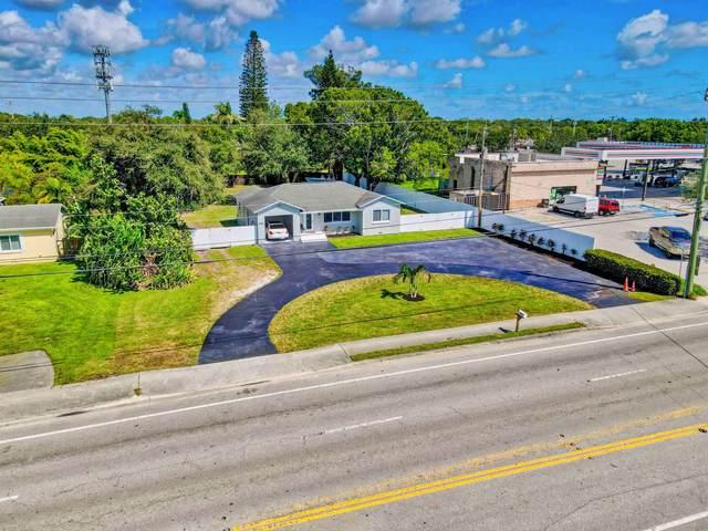 4571 Belvedere Road, Haverhill, FL 33415 (#RX-10750763) :: Michael Kaufman Real Estate