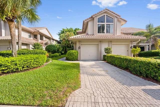 16844 Isle Of Palms Drive B, Delray Beach, FL 33484 (#RX-10750772) :: Posh Properties