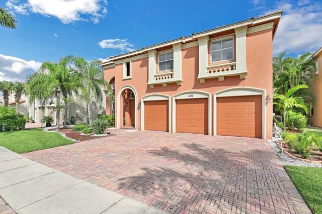 3162 Hamblin Way, Wellington, FL 33414 (MLS #RX-10750824) :: Castelli Real Estate Services