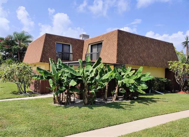 110 N Delaware Boulevard 21-A, Jupiter, FL 33458 (#RX-10750831) :: Michael Kaufman Real Estate