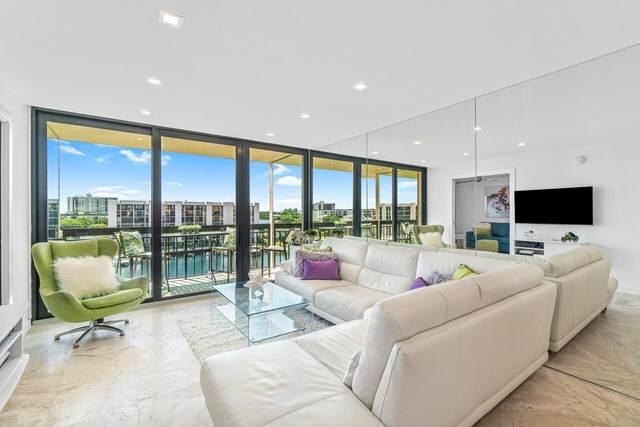 2707 N Ocean Boulevard 603D, Boca Raton, FL 33431 (#RX-10750832) :: DO Homes Group