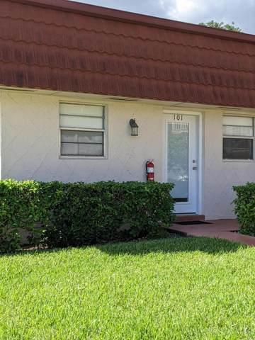 12018 S Greenway Circle #101, Royal Palm Beach, FL 33411 (#RX-10750840) :: IvaniaHomes   Keller Williams Reserve Palm Beach