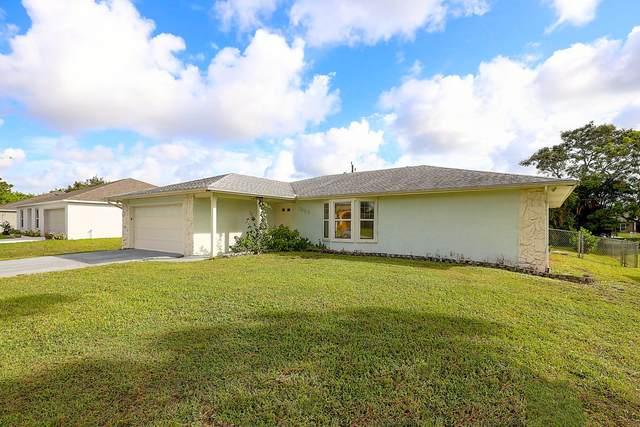 1655 SW Norman Lane, Port Saint Lucie, FL 34984 (MLS #RX-10750841) :: Castelli Real Estate Services