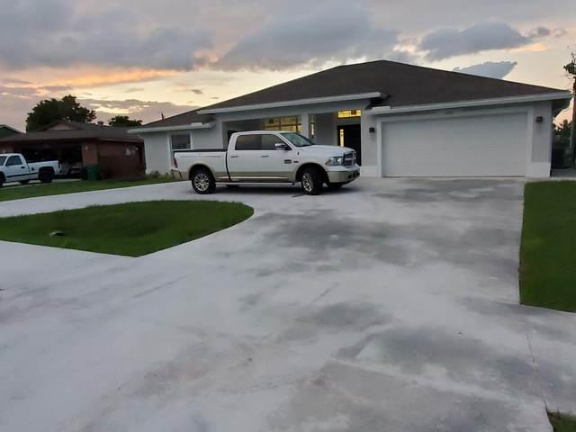 145 SW Oakridge Drive, Port Saint Lucie, FL 34984 (MLS #RX-10750854) :: Castelli Real Estate Services