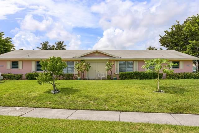 2651 SE 2nd Street, Boynton Beach, FL 33435 (#RX-10750882) :: IvaniaHomes   Keller Williams Reserve Palm Beach