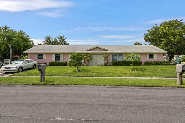 2651 SE 2nd Street, Boynton Beach, FL 33435 (#RX-10750886) :: IvaniaHomes   Keller Williams Reserve Palm Beach