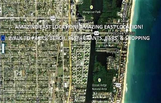 431 SW 1st Avenue, Boynton Beach, FL 33435 (MLS #RX-10750891) :: Castelli Real Estate Services