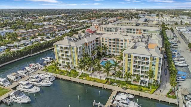 806 E Windward Way Ph 16, Lantana, FL 33462 (#RX-10750894) :: IvaniaHomes | Keller Williams Reserve Palm Beach
