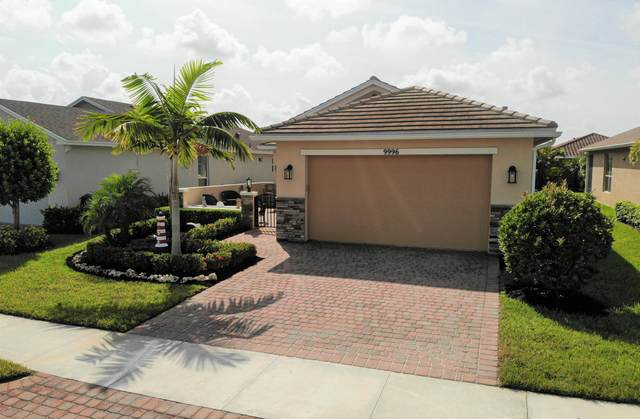 9996 SW Trumpet Tree Circle, Port Saint Lucie, FL 34987 (#RX-10750922) :: Heather Towe | Keller Williams Jupiter