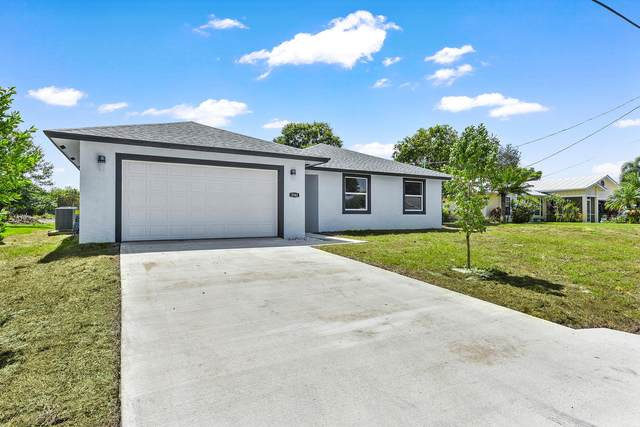 122 SW Euler Avenue, Port Saint Lucie, FL 34953 (MLS #RX-10750961) :: Castelli Real Estate Services