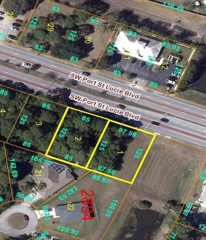 2701+ 2709 SW Port St Lucie Boulevard, Port Saint Lucie, FL 34953 (#RX-10750970) :: Posh Properties