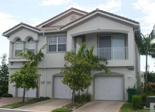 3123 Laurel Ridge Circle, Riviera Beach, FL 33404 (#RX-10750979) :: Baron Real Estate