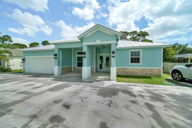 2038 SW Trenton Lane, Port Saint Lucie, FL 34984 (MLS #RX-10750982) :: Castelli Real Estate Services