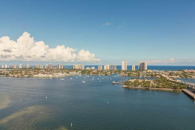 2640 Lake Shore Drive E #2411, Riviera Beach, FL 33404 (#RX-10750989) :: Ryan Jennings Group