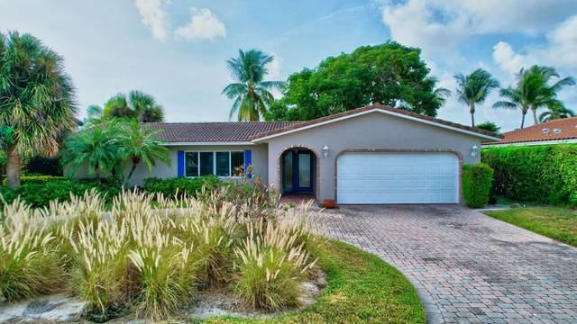 924 Banyan Drive, Delray Beach, FL 33483 (#RX-10750990) :: The Reynolds Team | Compass