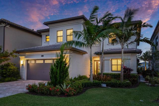 9040 Chauvet Way, Boca Raton, FL 33496 (#RX-10751005) :: Baron Real Estate