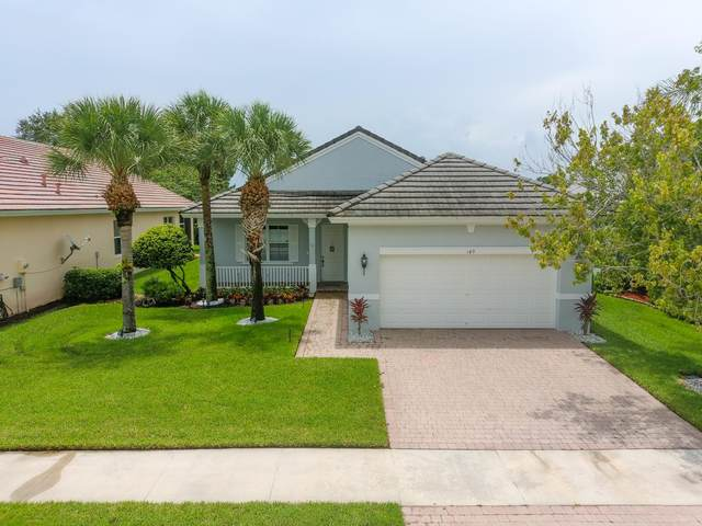 149 NW Willow Grove Avenue, Port Saint Lucie, FL 34986 (#RX-10751021) :: Baron Real Estate