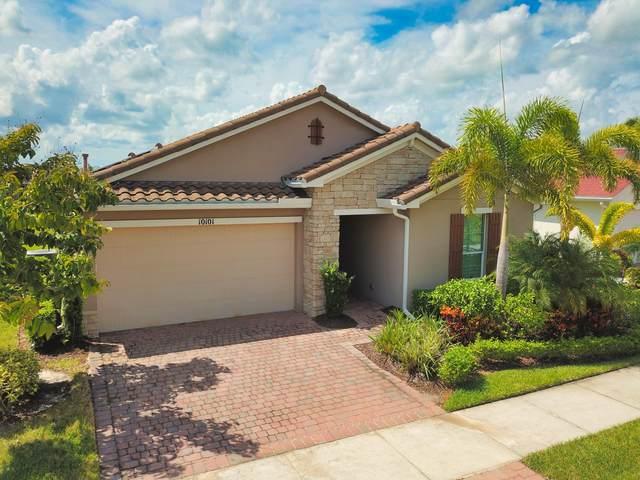 10101 SW Fernwood Avenue, Port Saint Lucie, FL 34987 (#RX-10751034) :: Michael Kaufman Real Estate