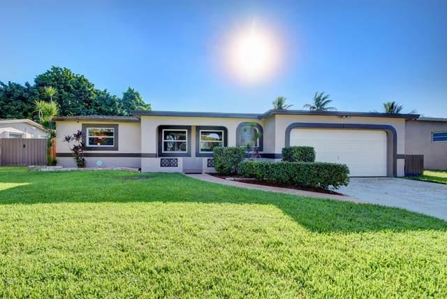 558 NW 69th Terrace, Margate, FL 33063 (#RX-10751042) :: Heather Towe | Keller Williams Jupiter