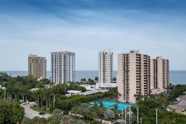 4200 N Ocean Drive 2-1604, Singer Island, FL 33404 (#RX-10751045) :: The Rizzuto Woodman Team