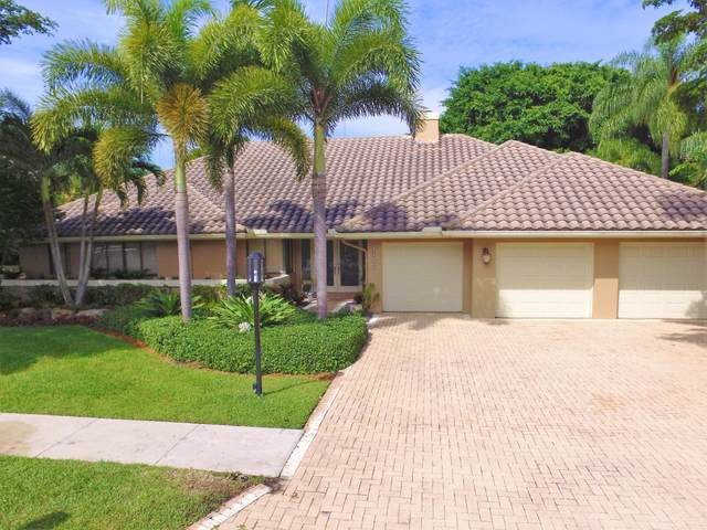 7764 Mandarin Drive, Boca Raton, FL 33433 (MLS #RX-10751073) :: Castelli Real Estate Services