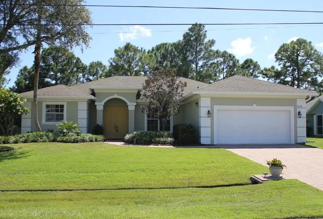 6175 NW East Deville Circle, Port Saint Lucie, FL 34986 (#RX-10751089) :: Baron Real Estate