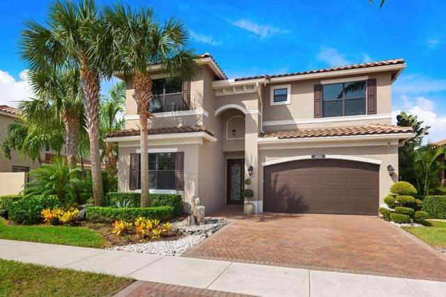 14609 White Jade Terrace, Delray Beach, FL 33446 (#RX-10751102) :: IvaniaHomes | Keller Williams Reserve Palm Beach