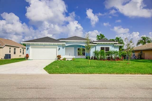 6125 NW Daroco Terrace, Port Saint Lucie, FL 34986 (#RX-10751109) :: Baron Real Estate