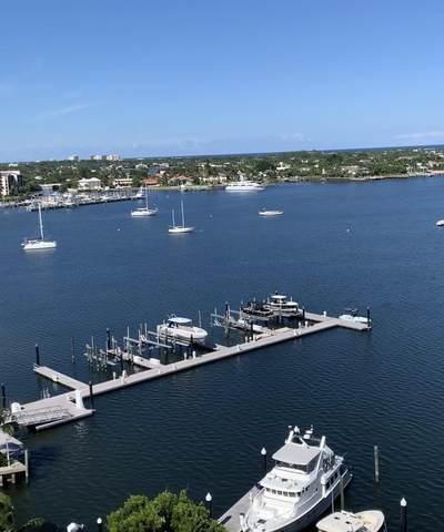 1208 Marine Way Ph 1, North Palm Beach, FL 33408 (#RX-10751126) :: IvaniaHomes   Keller Williams Reserve Palm Beach