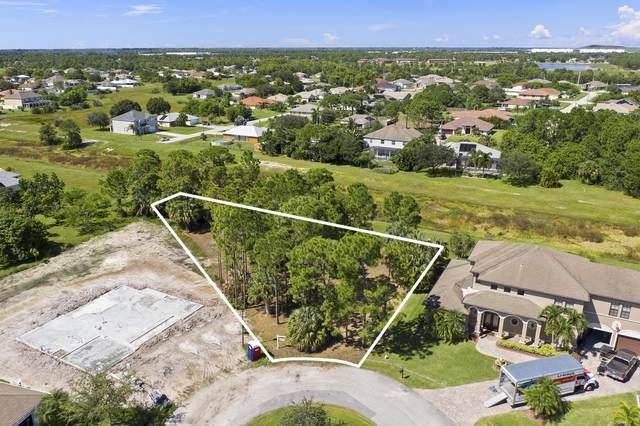 5810 NW Blue Bonnet Court, Port Saint Lucie, FL 34986 (MLS #RX-10751128) :: Castelli Real Estate Services