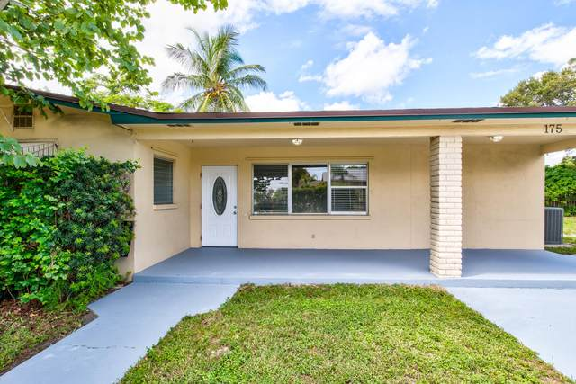 175 S Broadway, Lantana, FL 33462 (MLS #RX-10751137) :: Castelli Real Estate Services
