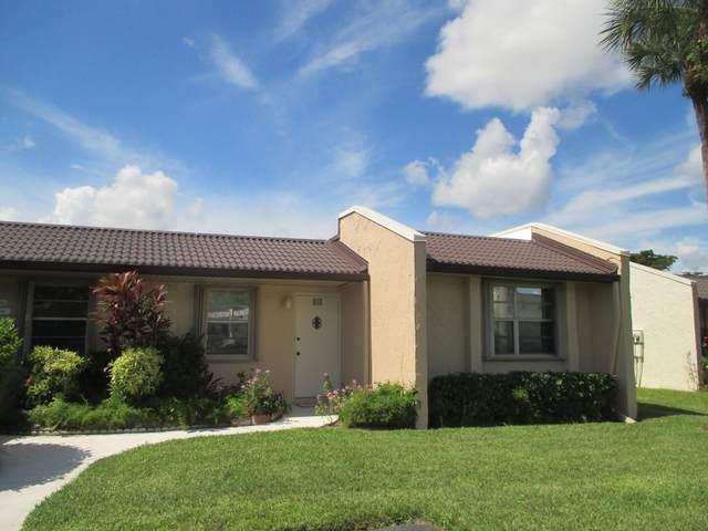 111 Lake Meryl Drive, West Palm Beach, FL 33411 (MLS #RX-10751145) :: Castelli Real Estate Services