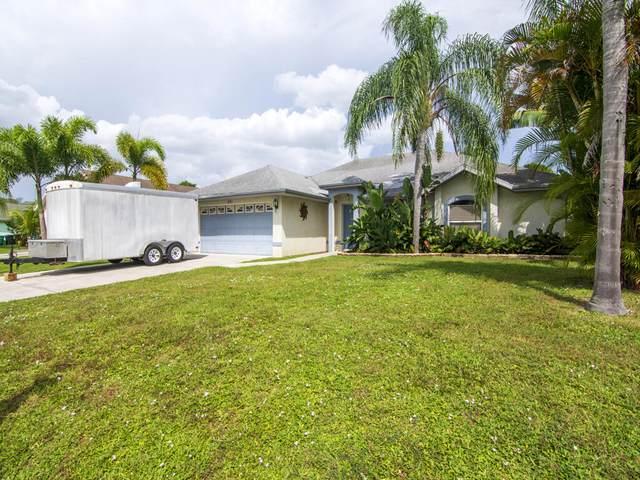 451 NW Raymond Lane, Port Saint Lucie, FL 34983 (#RX-10751161) :: Michael Kaufman Real Estate