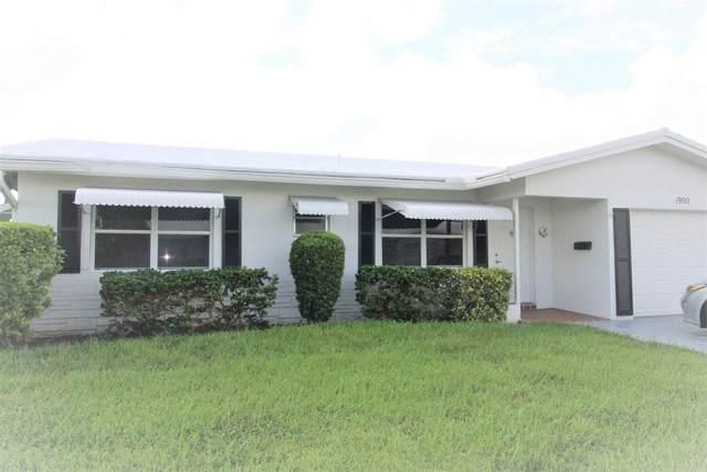 1900 SW 13th Terrace, Boynton Beach, FL 33426 (MLS #RX-10751167) :: Castelli Real Estate Services