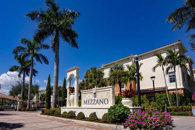 9905 Baywinds Drive #2107, West Palm Beach, FL 33411 (#RX-10751169) :: IvaniaHomes   Keller Williams Reserve Palm Beach