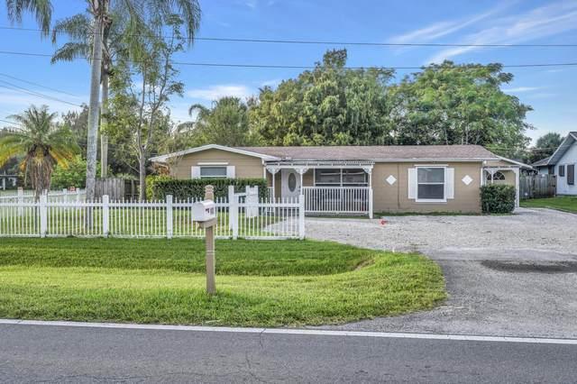 901 W Weatherbee W Road, Fort Pierce, FL 34982 (#RX-10751174) :: The Reynolds Team | Compass