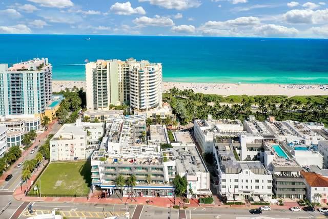 1437 Collins Avenue Ph06, Miami Beach, FL 33139 (MLS #RX-10751179) :: The Jack Coden Group