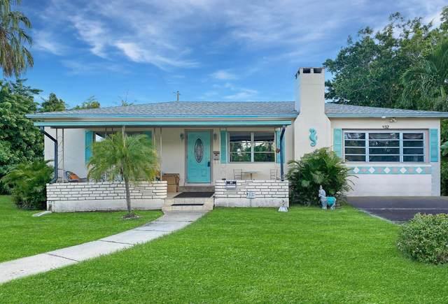 432 W Ocean Avenue, Boynton Beach, FL 33435 (MLS #RX-10751186) :: Castelli Real Estate Services