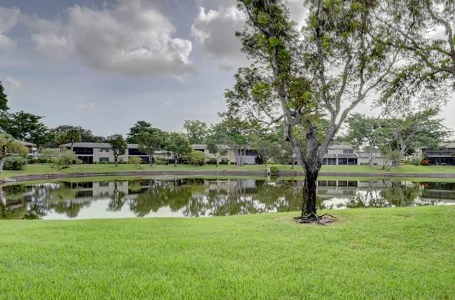 16 Westgate 16D Lane 16D, Boynton Beach, FL 33436 (#RX-10751209) :: IvaniaHomes | Keller Williams Reserve Palm Beach