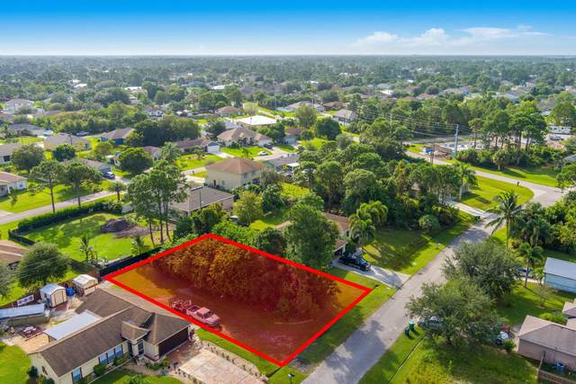 3173 SW Cathedral Street, Port Saint Lucie, FL 34953 (MLS #RX-10751210) :: Castelli Real Estate Services