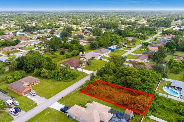 742 NW Riverside Drive, Port Saint Lucie, FL 34983 (#RX-10751213) :: Michael Kaufman Real Estate