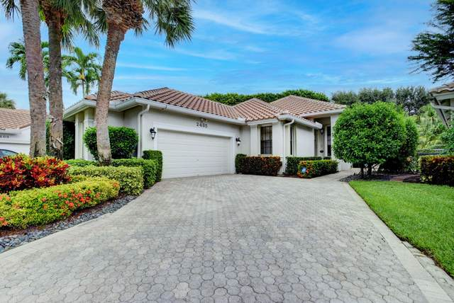 2485 NW 64th Street, Boca Raton, FL 33496 (MLS #RX-10751216) :: Castelli Real Estate Services