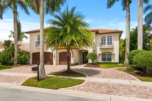 16329 Mira Vista Lane, Delray Beach, FL 33446 (#RX-10751233) :: Heather Towe   Keller Williams Jupiter
