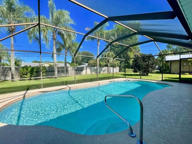 1197 SE Proctor Lane, Port Saint Lucie, FL 34983 (#RX-10751248) :: Heather Towe | Keller Williams Jupiter