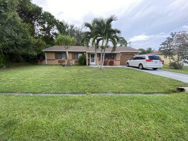 2351 SE Mariola Avenue, Port Saint Lucie, FL 34952 (MLS #RX-10751280) :: Castelli Real Estate Services