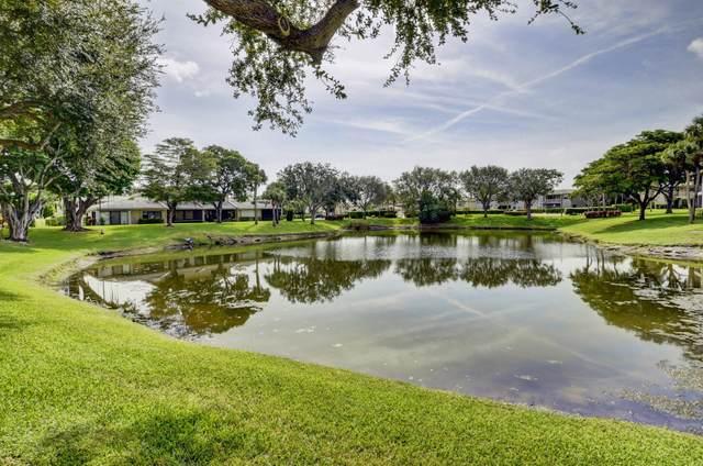 23 Stratford Drive E, Boynton Beach, FL 33436 (#RX-10751289) :: IvaniaHomes | Keller Williams Reserve Palm Beach